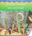 Cómo Crecen Las Plantas?