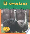 libro El Avestruz