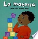 libro La Materia