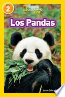 National Geographic Readers: Los Pandas (pandas)