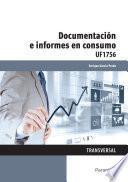 Uf1756   Documentación E Informes En Consumo