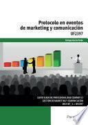 Uf2397   Protocolo En Eventos De Marketing Y Comunicación