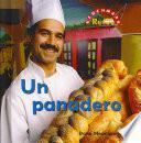 libro Un Panadero
