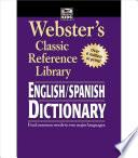 Webster S English/spanish Dictionary