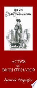 libro Actos Del Bicentenario El Bodón Fuenteguinaldo