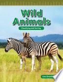 Animales Salvajes (wild Animals)