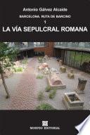Barcelona. Ruta De Barcino. La Vía Sepulcral Romana