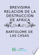 Brevisima Relacion De La Destruccion De Africa