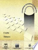libro Centla Estado De Tabasco. Cuaderno Estadístico Municipal 2000