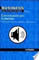 Comunicación Con La Clientela.