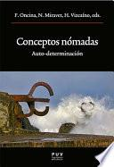 libro Conceptos Nómadas