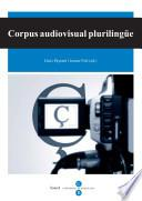 libro Corpus Audiovisual Plurilingüe (llibre + Dvd)