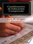 Cuestionarios De Educación Comparada