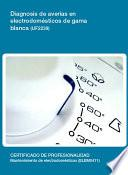 Diagnosis De Averías En Electrodomésticos De Gama Blanca (uf2239)