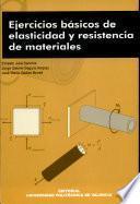 Ejercicios Básicos De Elasticidad Y Resistencia De Materiales