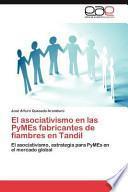 El Asociativismo En Las Pymes Fabricantes De Fiambres En Tandil