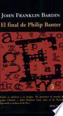 libro El Final De Philip Banter