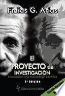 libro El Proyecto De Investigación. Introducción A La Metodología Científica. 6ta. Edición