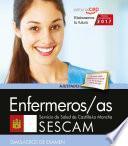 Enfermeros/as. Servicio De Salud De Castilla La Mancha (sescam). Simulacros De Examen