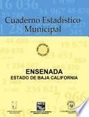 Ensenada Estado De Baja California. Cuaderno Estadístico Municipal 1996