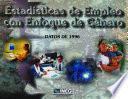 Estadísticas De Empleo Con Enfoque De Género. Datos De 1996
