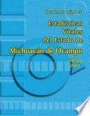 Estadísticas Vitales. Michoacán De Ocampo. Cuaderno Número 5