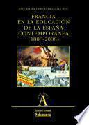 Francia Y La Construcción Del Sistema Público De Educación En España (1812 1857)