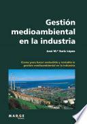 Gestión Medioambiental En La Industria