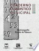 Huimanguillo Estado De Tabasco. Cuaderno Estadístico Municipal 1998