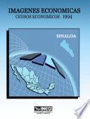 Imágenes Económicas. Censos Económicos, 1994. Sinaloa