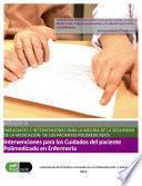 Intervenciones Para Los Cuidados Del Paciente Polimedicado En Enfermería (iii)