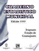 libro Irapuato Estado De Guanajuato. Cuaderno Estadístico Municipal 1999