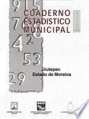 Jiutepec Estado De Morelos. Cuaderno Estadístico Municipal 1998