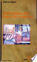 José Lezama Lima, Poeta De La Imagen