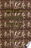 La Colonizacion En La Historia