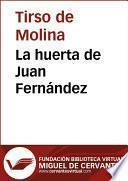 libro La Huerta De Juan Fernández