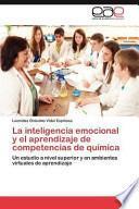La Inteligencia Emocional Y El Aprendizaje De Competencias De Químic