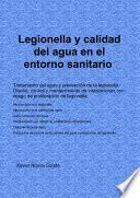 Legionella Y Calidad Del Agua En El Entorno Sanitario