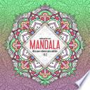 libro Mandala Libro Para Colorear Para Adultos 1 & 2