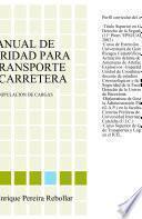 Manual De Seguridad Para El Transporte Por Carretera
