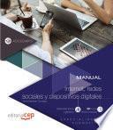 Manual. Internet, Redes Sociales Y Dispositivos Digitales (adgg040po). Especialidades Formativas