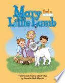 libro María Tenía Una Corderita (mary Had A Little Lamb)