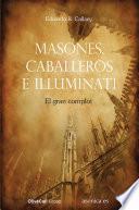libro Masones, Caballeros E Illuminati