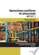 Mf1325_1   Operaciones Auxiliares De Almacenaje