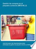 Mf2106_2   Gestión De Compras En El Pequeño Comercio