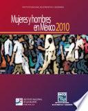 Mujeres Y Hombres En México 2010