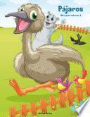 Pájaros Libro Para Colorear 9