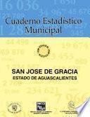 San José De Gracia Estado De Aguascalientes. Cuaderno Estadístico Municipal 1996