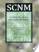 Sistema De Cuentas Nacionales De México. Cuentas De Bienes Y Servicios 1988 1999. Tomo I