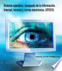 Sistema Operativo, Búsqueda De La Información: Internet/intranet Y Correo Electrónico. Uf0319.